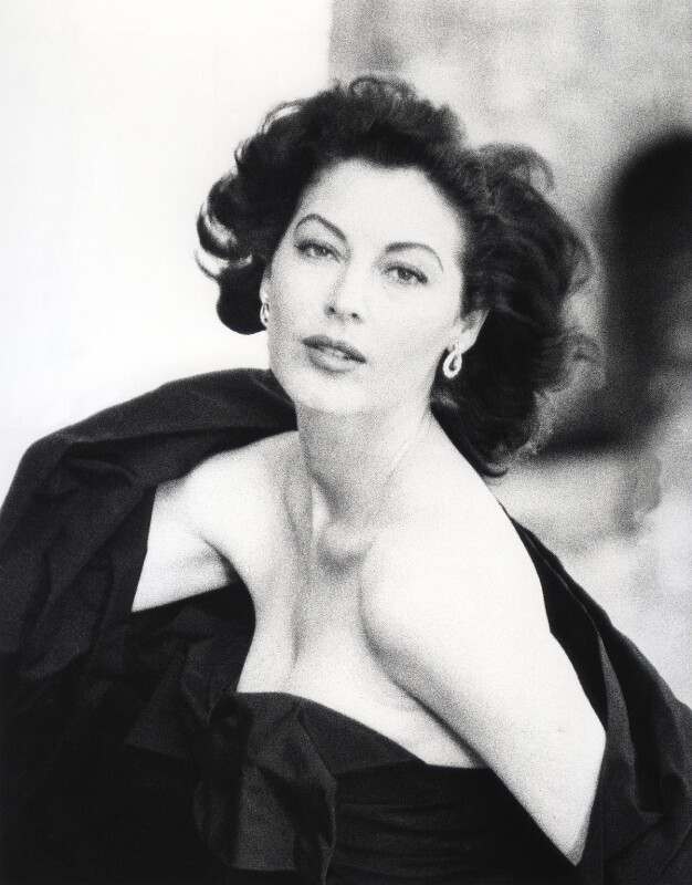 Ava Gardner, by Norman Parkinson, 1953 - NPG x30116 - © Norman Parkinson Archive/ Iconic Images