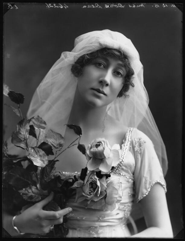 Doris Dean, by Bassano Ltd, 11 December 1915 - NPG x102725 - © National Portrait Gallery, London