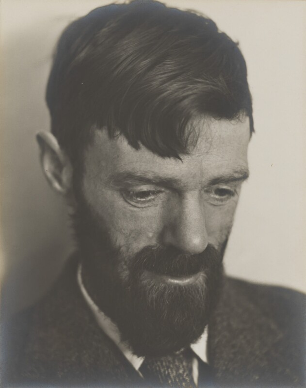 D.H. Lawrence, by Edward Weston, 1924 - NPG P1028 - ©1981 Center for Creative Photography, Arizona Board of Regents