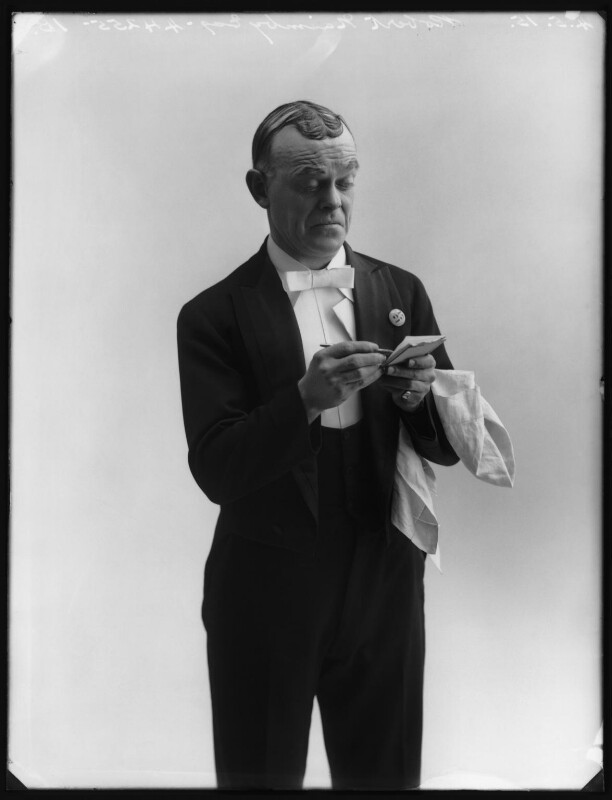 Robert Nainby as Alphonse in 'To-Night's the Night', by Bassano Ltd, 4 April 1915 - NPG x102873 - © National Portrait Gallery, London