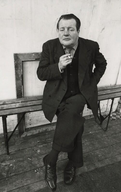 Constant Lambert, by Norman Parkinson, 1951 - NPG x30025 - © Norman Parkinson Archive