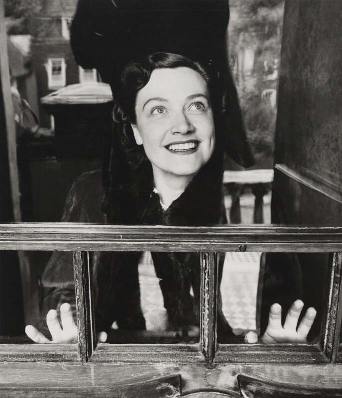 Kathleen Ferrier, by Norman Parkinson, 1952 - NPG x30024 - © Norman Parkinson Archive