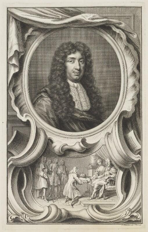 George Savile, 1st Marquess of Halifax, by Jacobus Houbraken, published by  John & Paul Knapton, 1740 - NPG D19175 - © National Portrait Gallery, London