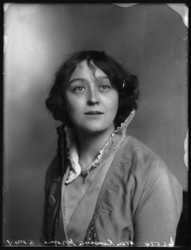 Rowena Jerome, by Bassano Ltd, 1913 - NPG x102925 - © National Portrait Gallery, London
