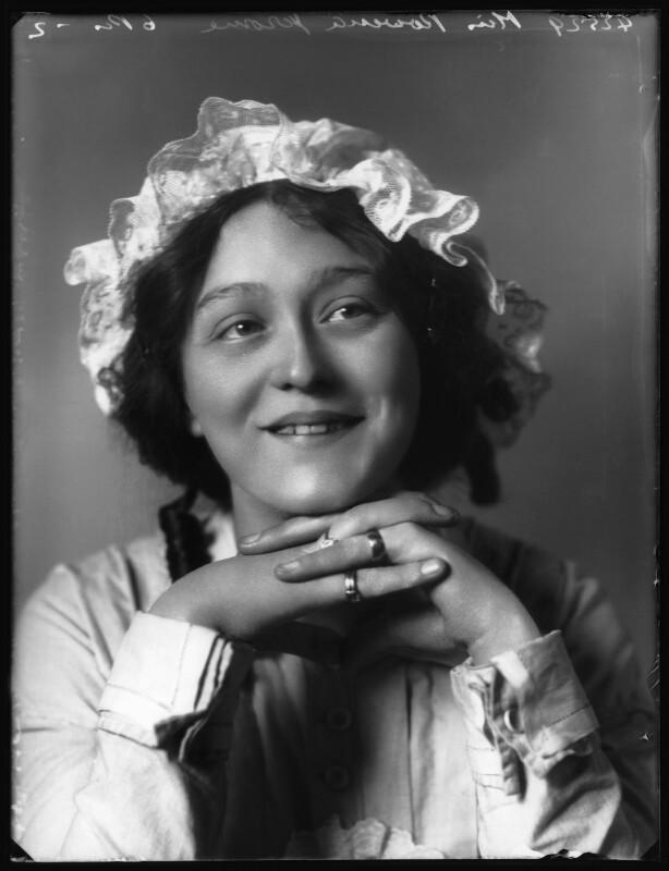 Rowena Jerome, by Bassano Ltd, 1913 - NPG x102926 - © National Portrait Gallery, London