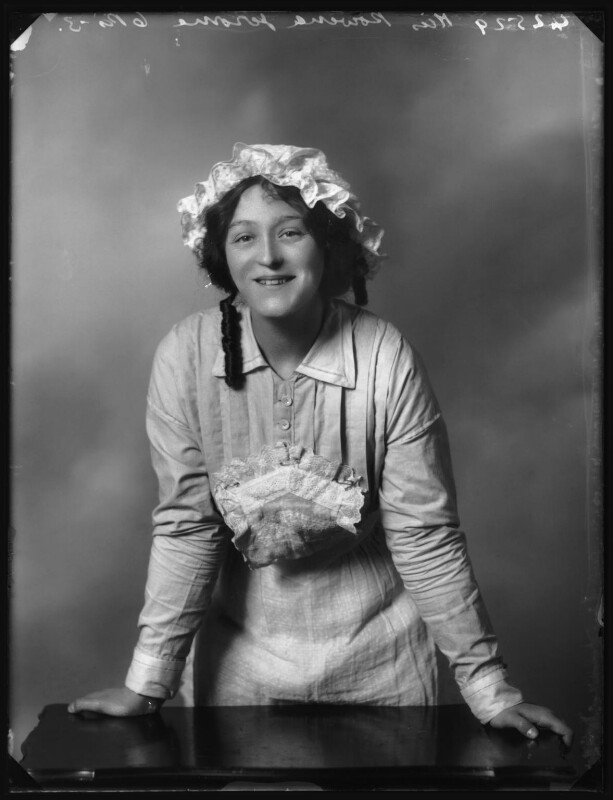 Rowena Jerome, by Bassano Ltd, 1913 - NPG x102927 - © National Portrait Gallery, London