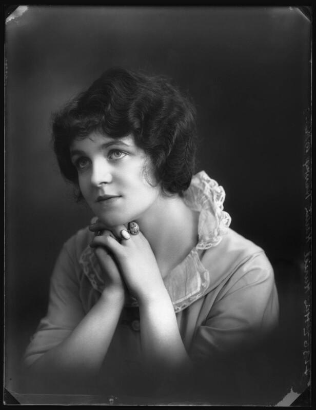Muriel Martin-Harvey, by Bassano Ltd, 1913 - NPG x102949 - © National Portrait Gallery, London