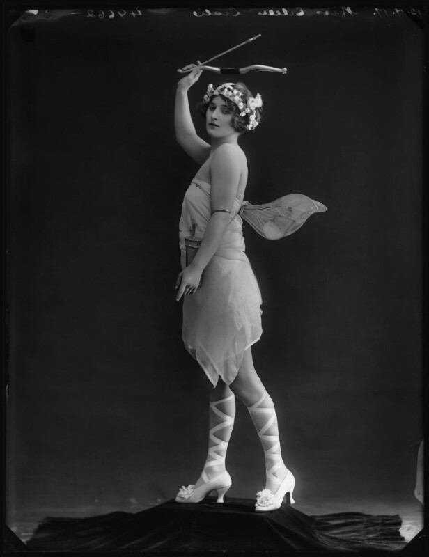 Eileen Leslie, by Bassano Ltd, 11 July 1917 - NPG x102933 - © National Portrait Gallery, London