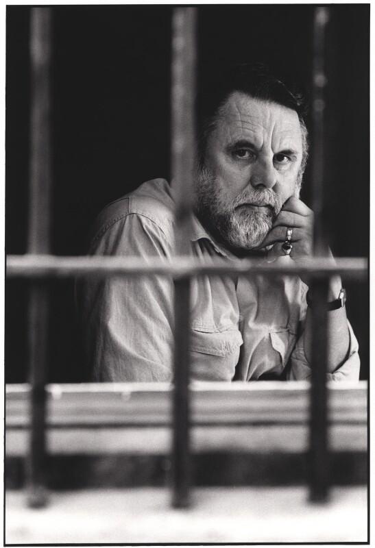 Terry Waite, by David Secombe, 1993 - NPG x68820 - © David Secombe