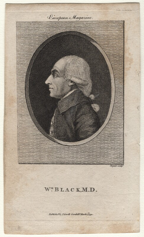 William Black, by R. Stanier, after  Unknown artist, published 1790 - NPG D16431 - © National Portrait Gallery, London