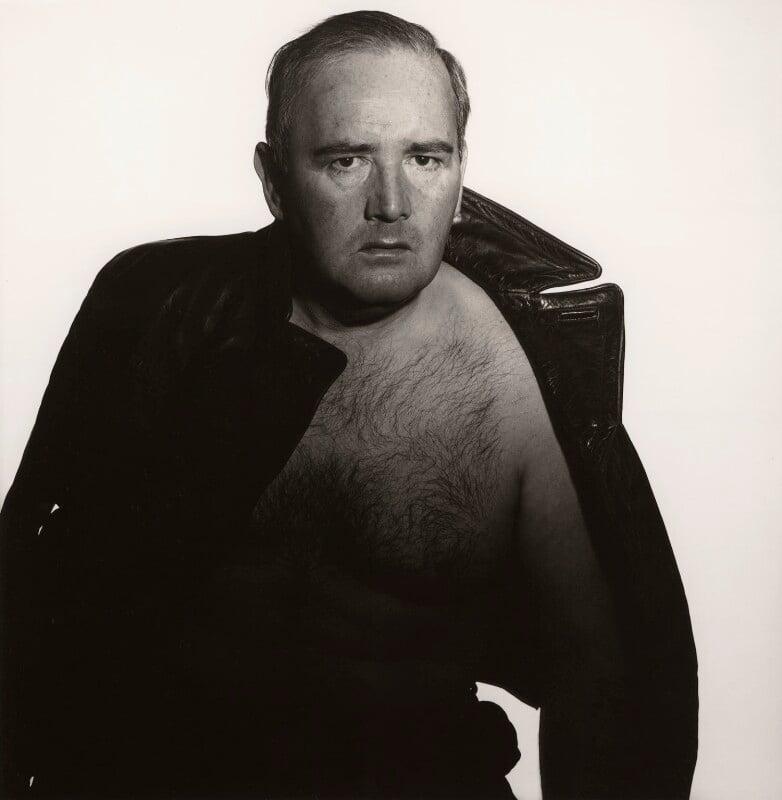 Michael Wishart, by John Swannell, 1977 - NPG x35974 - © John Swannell / Camera Press