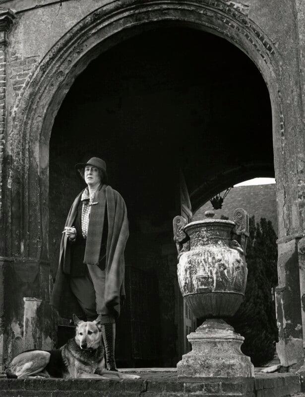 Vita Sackville-West, by John Gay, 1948 - NPG x47302 - © National Portrait Gallery, London