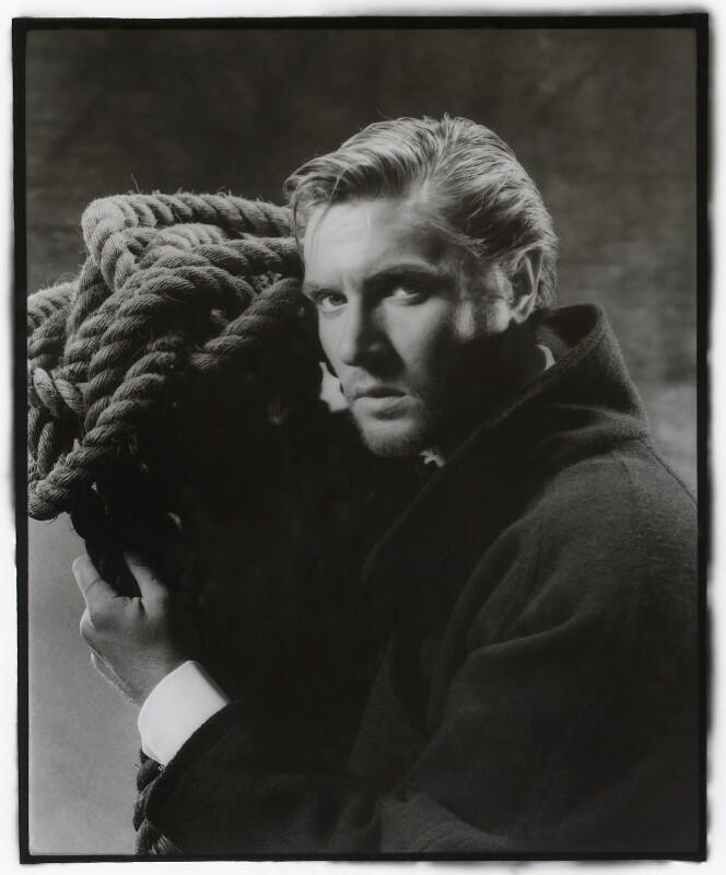 Simon Le Bon, by Mike Owen, 1984 - NPG x27947 - © Mike Owen / National Portrait Gallery, London
