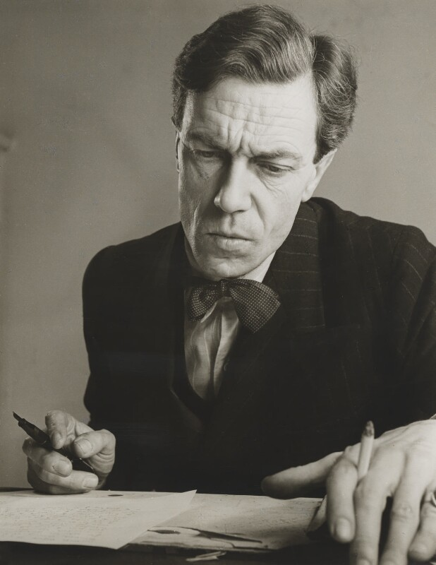 Cecil Day-Lewis, by John Gay, published July 1948 - NPG x126513 - © National Portrait Gallery, London