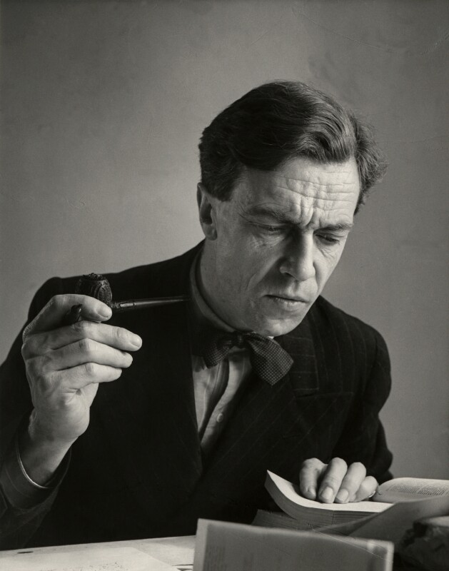 Cecil Day-Lewis, by John Gay, 1948 - NPG x126515 - © National Portrait Gallery, London