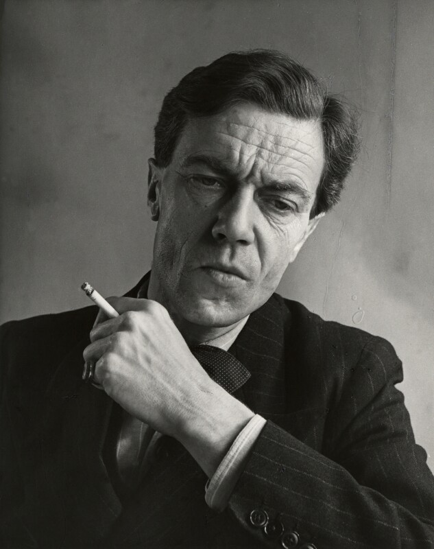 Cecil Day-Lewis, by John Gay, 1948 - NPG x126516 - © National Portrait Gallery, London