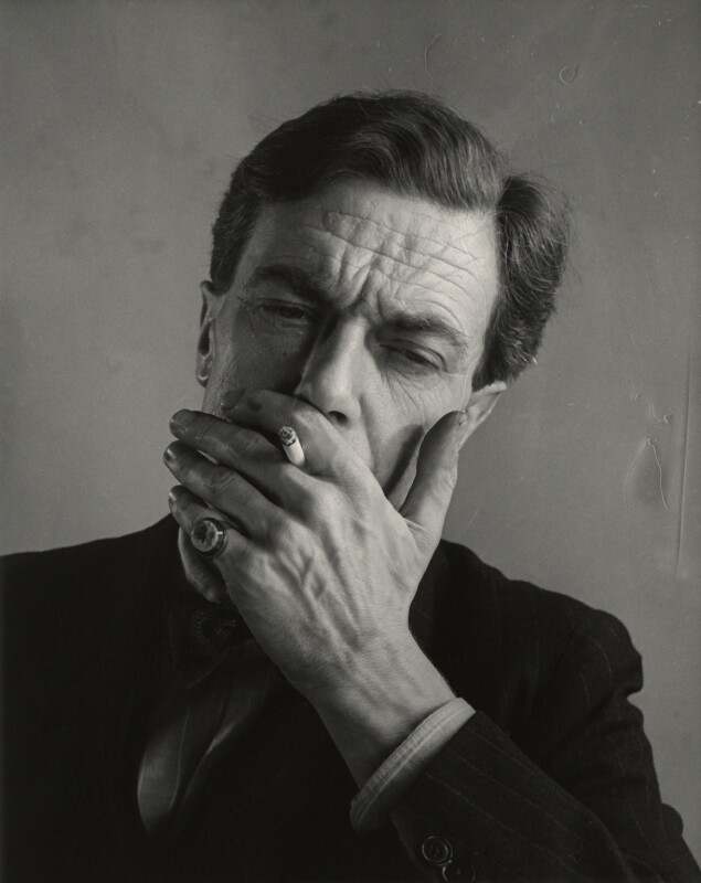 Cecil Day-Lewis, by John Gay, 1948 - NPG x126517 - © National Portrait Gallery, London