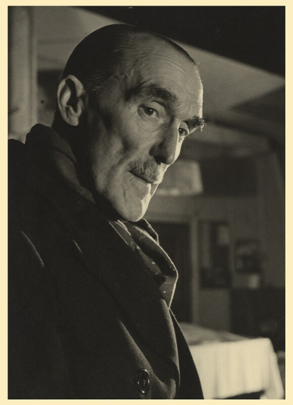 Ian Hay (John Hay Beith), by John Gay, 1949 - NPG x126545 - © National Portrait Gallery, London