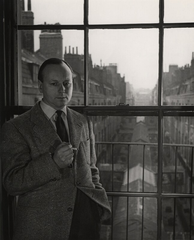 Rodney Ackland, by John Gay, 1949 - NPG x126548 - © National Portrait Gallery, London