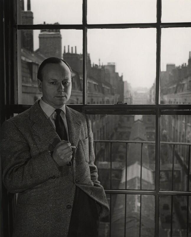 Rodney Ackland, by John Gay, 1949 - NPG x126548 - © National Portrait Gallery, London