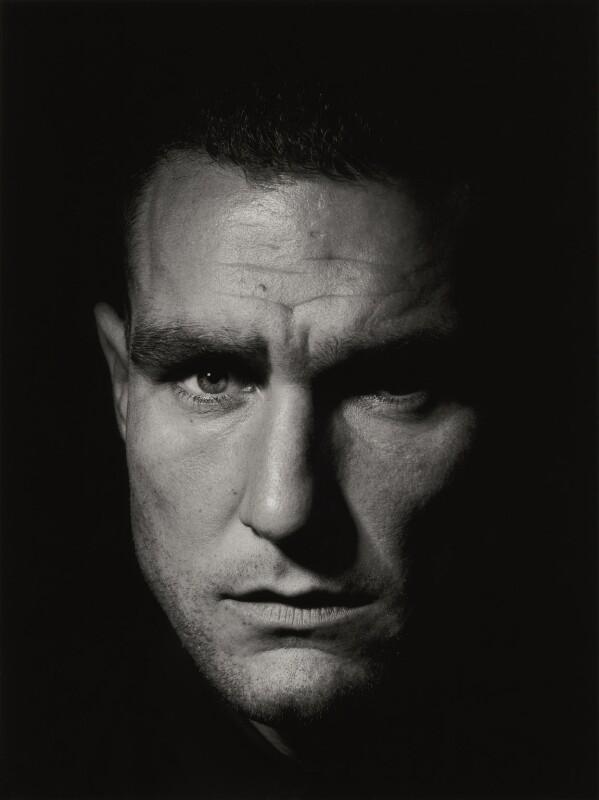 Vinnie Jones, by Trevor Leighton, 27 July 1998 - NPG x87639 - © Trevor Leighton / National Portrait Gallery, London