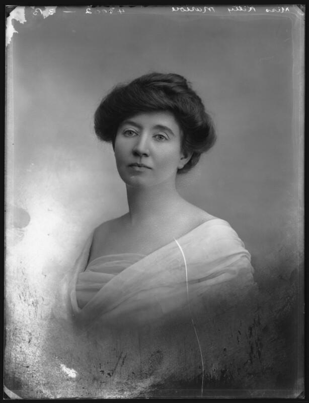 Kitty Marion (Katherina Maria Schafer), by Bassano Ltd, 1914 - NPG x103598 - © National Portrait Gallery, London