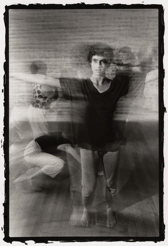Gaby Agis, by Barry Marsden, 1985 - NPG x36075 - © Barry Marsden
