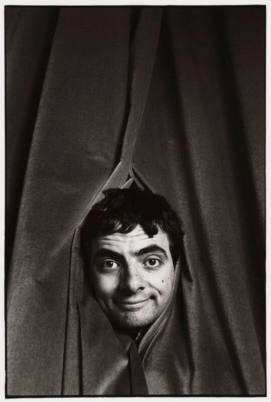 Rowan Atkinson, by Barry Marsden, 1984 - NPG x39354 - © Barry Marsden