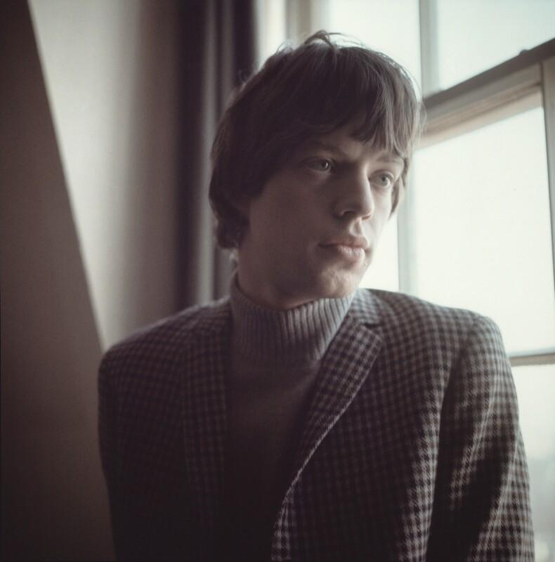 Mick Jagger, by David Wedgbury, 1964 - NPG x76346 - © National Portrait Gallery, London
