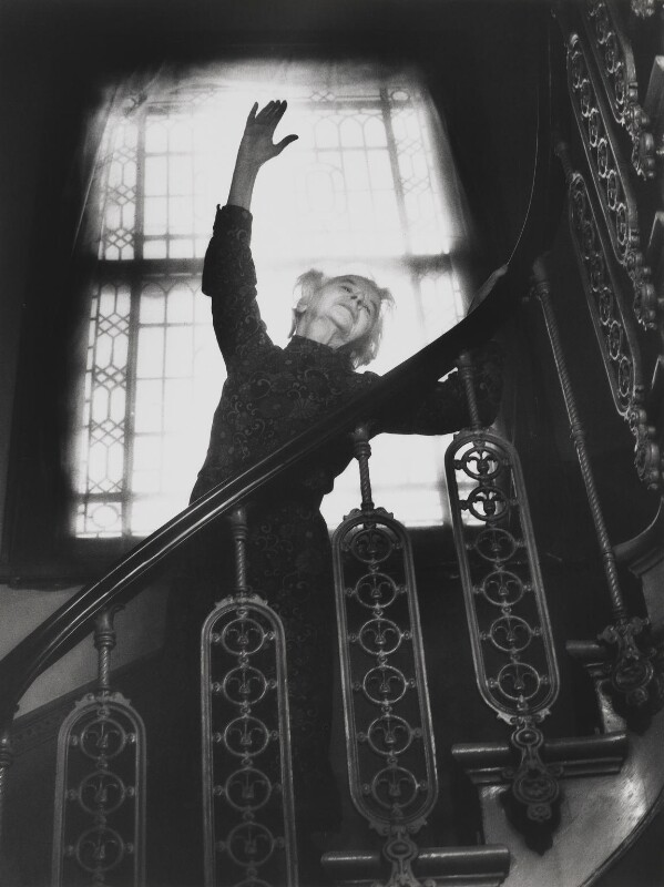 Marie Rambert, by Mayotte Magnus, February 1976 - NPG x18636 - © Mayotte Lewinska