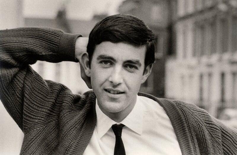 John Alderton, by John Vere Brown, 1966 - NPG x126707 - © Mander and Mitchenson Theatre Collection