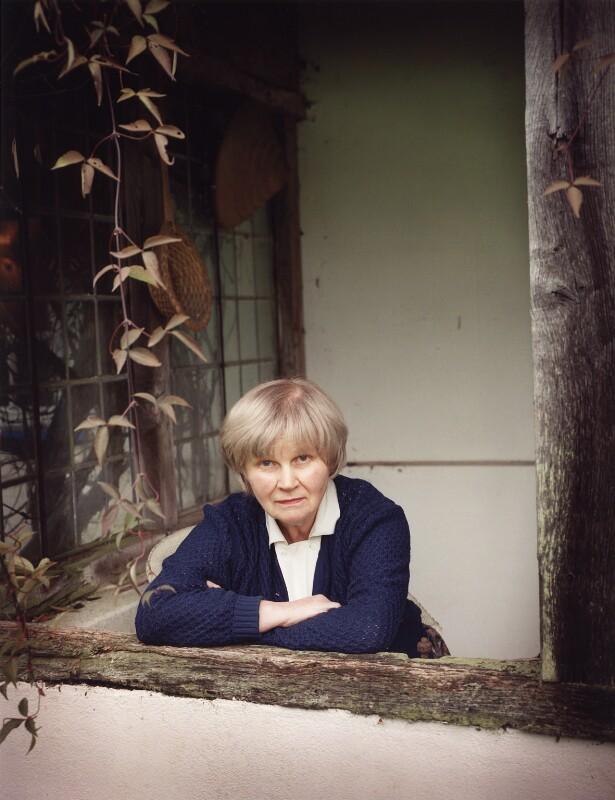 Jane Bown, by Ann McGuinness, 1988 - NPG x34001 - © Ann McGuinness