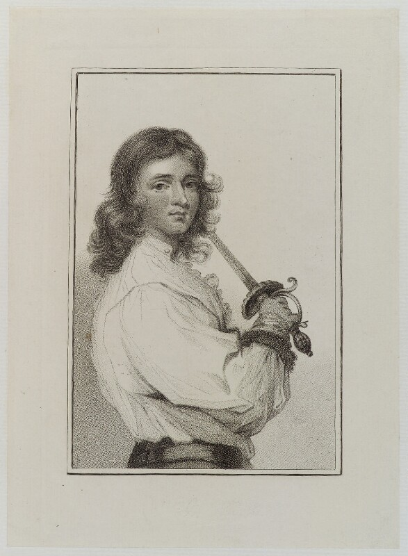 Michael Mohun, by Edward Harding, after  Silvester Harding, published 1793 - NPG D19977 - © National Portrait Gallery, London