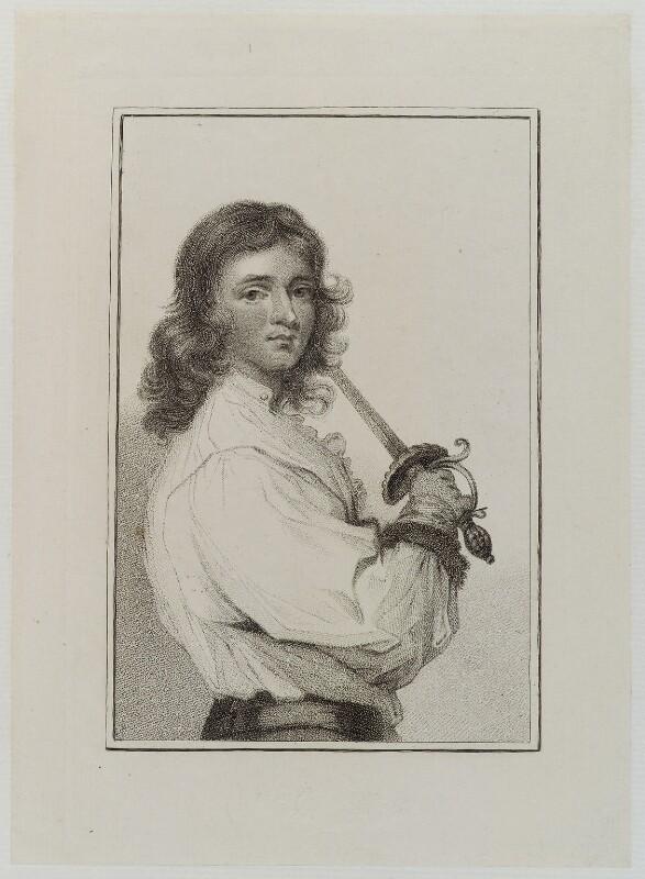 Michael Mohun, by Edward Harding, after  Silvester (Sylvester) Harding, published 1793 - NPG D19977 - © National Portrait Gallery, London