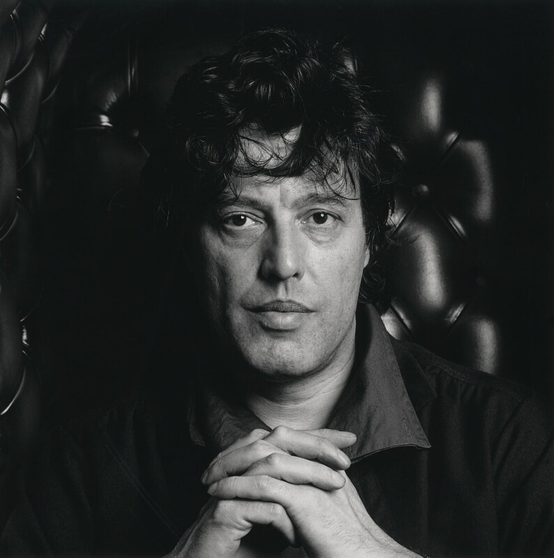 Tom Stoppard, by Granville Davies, May 1984 - NPG x23315 - © Granville Davies / National Portrait Gallery, London