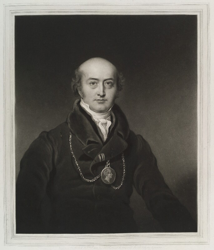 Sir Thomas Lawrence, by and published by Charles Turner, published 1 February 1830 - NPG D20029 - © National Portrait Gallery, London