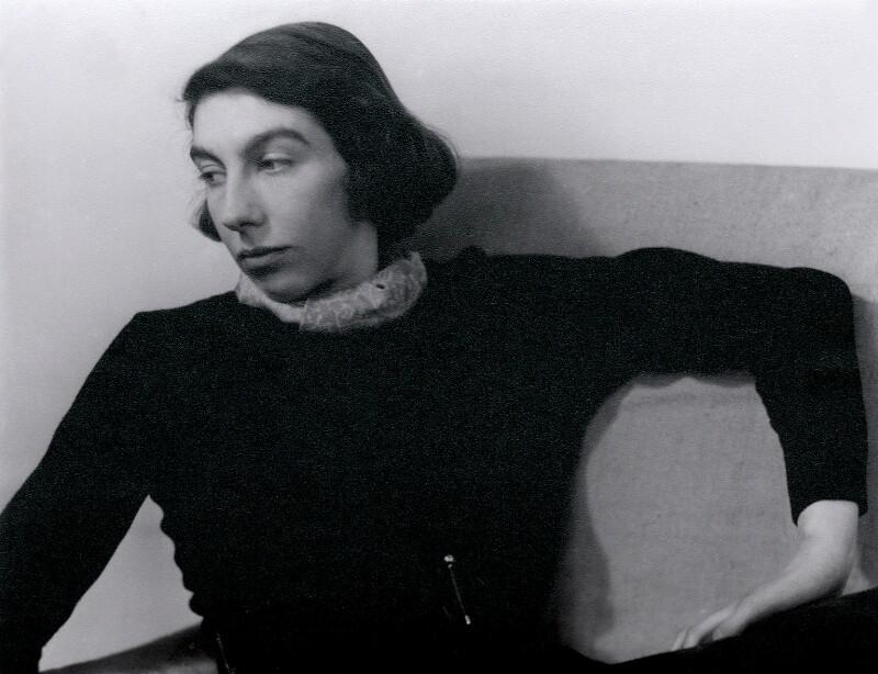 Elisabeth Jessie Vellacott, by Ramsey & Muspratt, 1934 - NPG x31091 - © Peter Lofts Photography / National Portrait Gallery, London