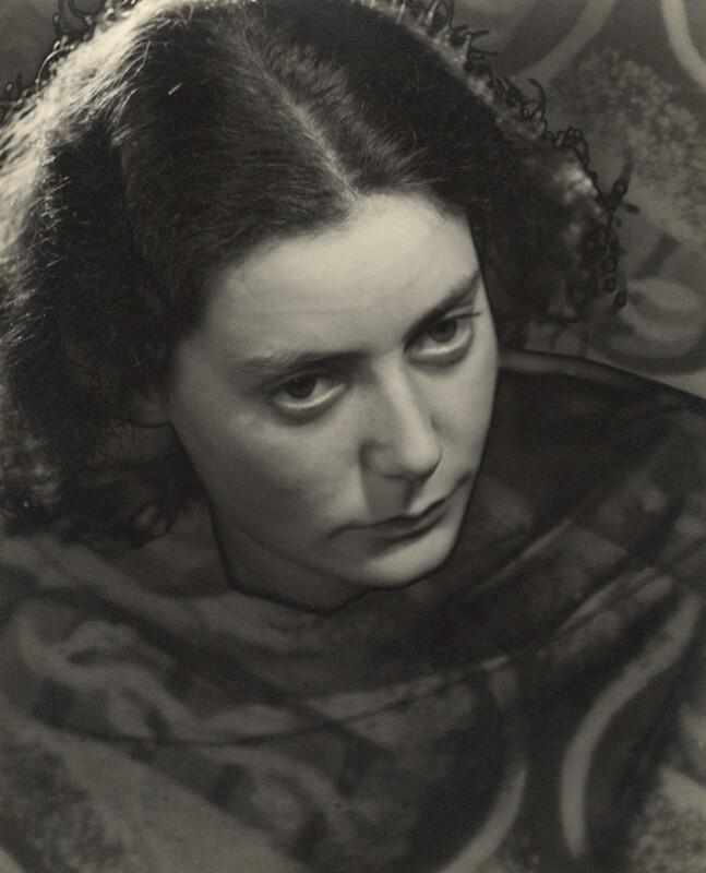 Teresa ('Tess') (née Mayor), Baroness Rothschild, by Ramsey & Muspratt, 1933 - NPG x31085 - © Peter Lofts Photography / National Portrait Gallery, London