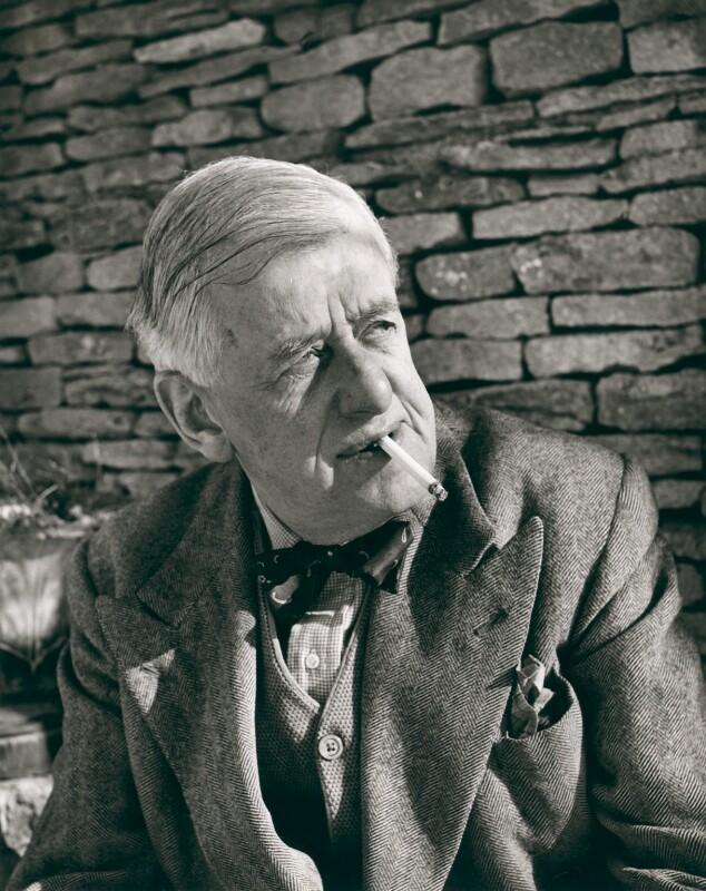 Reginald Arkell, by John Gay, 1956 - NPG x126611 - © National Portrait Gallery, London
