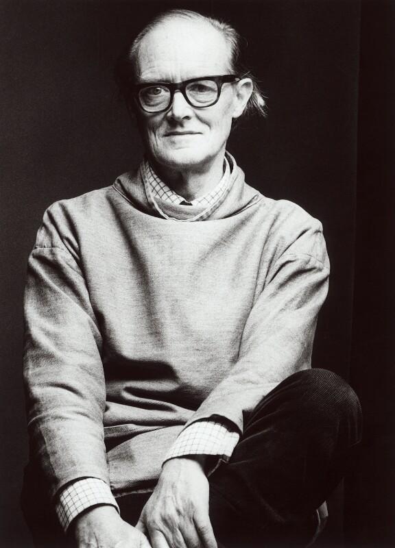 Sir Hugh Maxwell Casson, by Tara Heinemann, 1976 - NPG x6824 - © Tara Heinemann