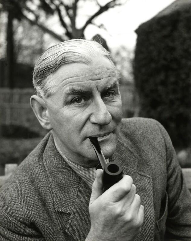 Maxwell Knight, by John Gay, 1956 - NPG x126654 - © National Portrait Gallery, London