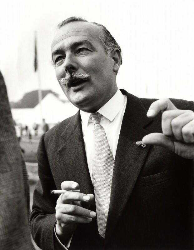 Sir Joseph Nickerson, by John Gay, 1955 - NPG x126664 - © National Portrait Gallery, London