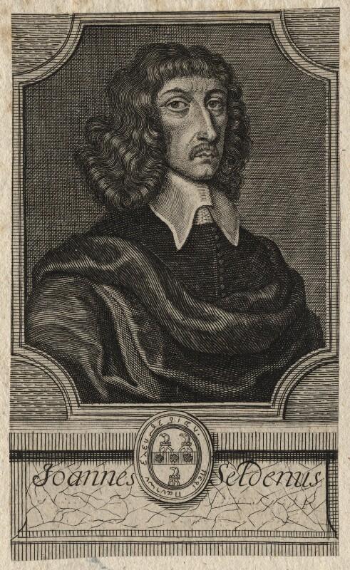 John Selden, after Unknown artist, 17th century - NPG D16810 - © National Portrait Gallery, London