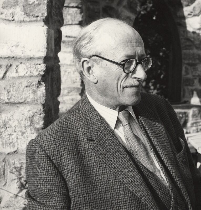 Sir Basil Henry Liddell Hart, by Janet Stone, 1960s - NPG x15422 - © estate of Janet Stone