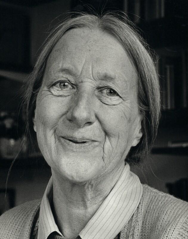 Imogen Clare Holst, by Clive Barda, April 1974 - NPG x45145 - © Clive Barda