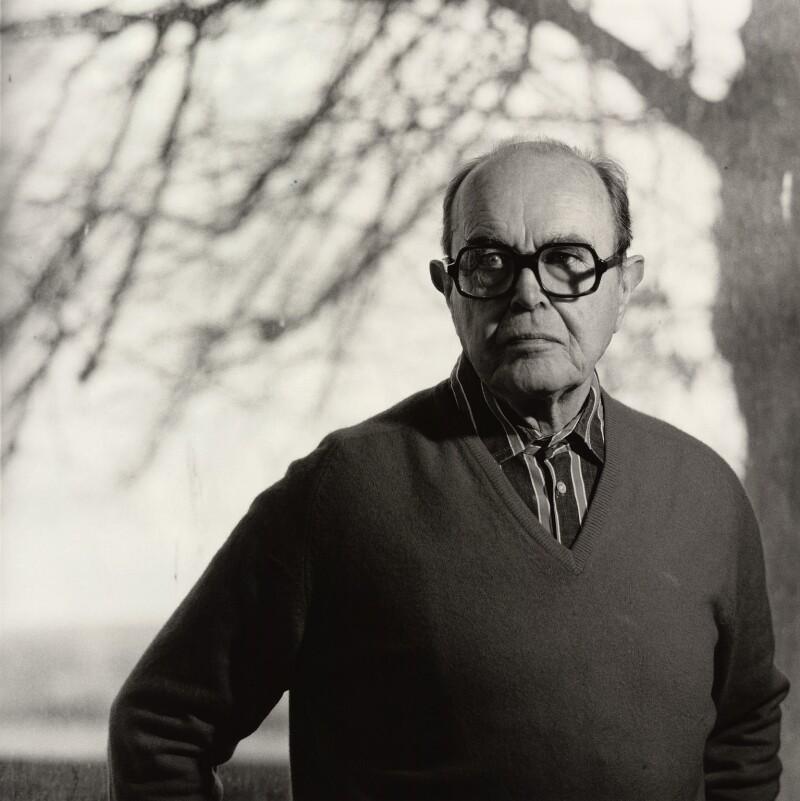 Michael Rothenstein, by Lucinda Douglas-Menzies, 1988 - NPG x32713 - © Lucinda Douglas-Menzies / National Portrait Gallery, London