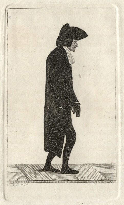John Erskine, by John Kay, 1793 - NPG D16869 - © National Portrait Gallery, London