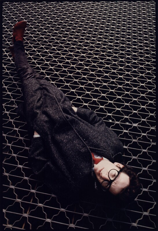 Elvis Costello, by Keith Morris, 1979 - NPG x87763 - © estate of Keith Morris www.keithmorrisphoto.co.uk
