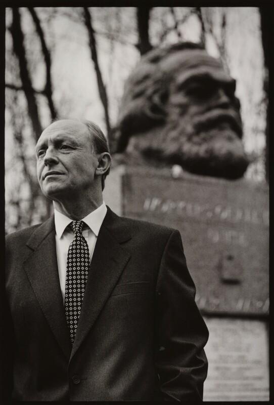 Neil Kinnock, by Jeff Overs, January 1994 - NPG x76178 - © Jeff Overs