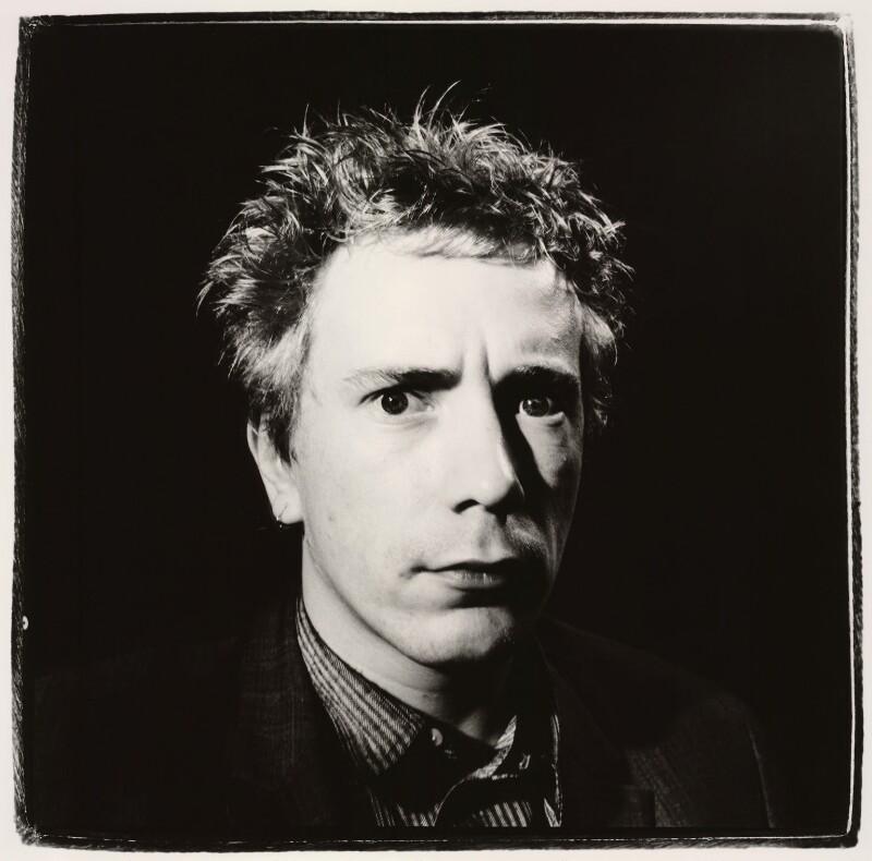Johnny Rotten (John Lydon), by Steve Pyke, 1983 - NPG x26062 - © Steve Pyke